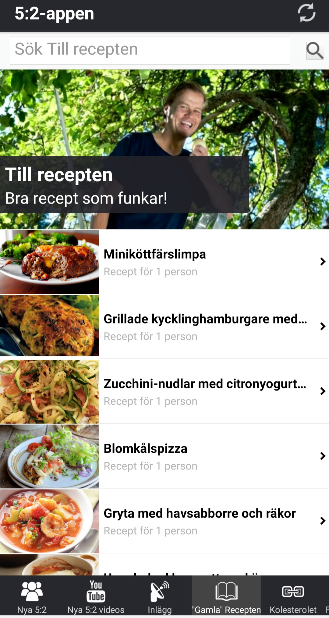 5:2-appen finns i App-Store