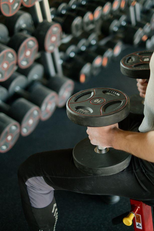 Protein och styrketräning